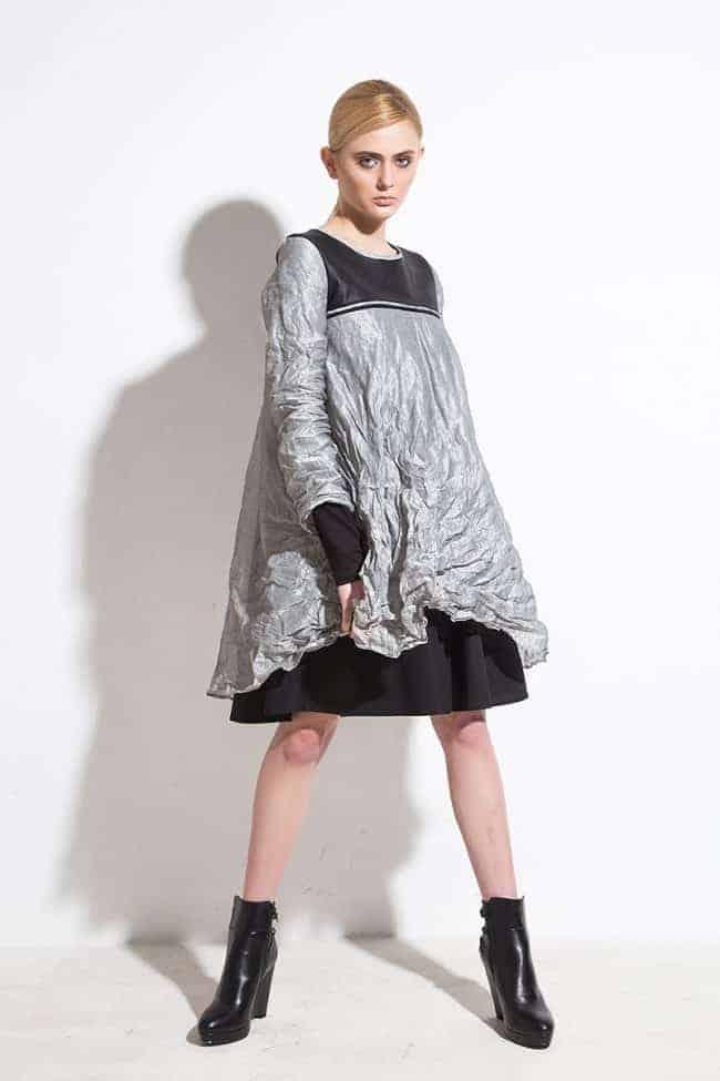 Свободна дамска рокля Shanaya