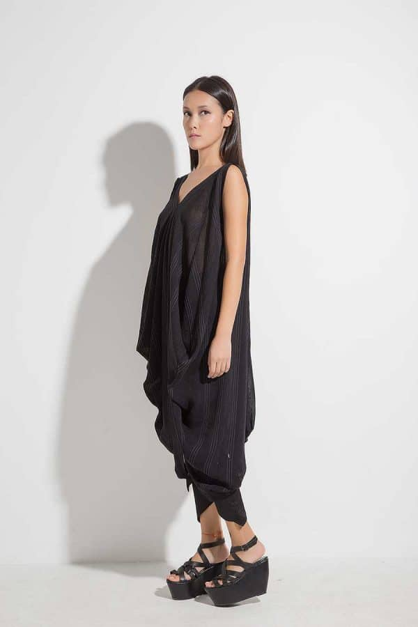 Free-drop lady tunic INARI