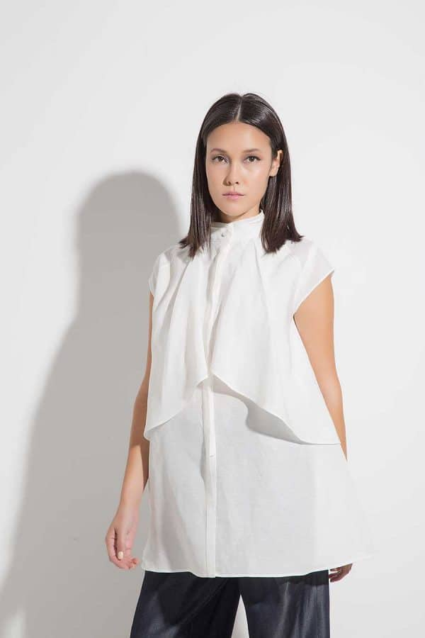 Elegant ladies shirt SIBYL