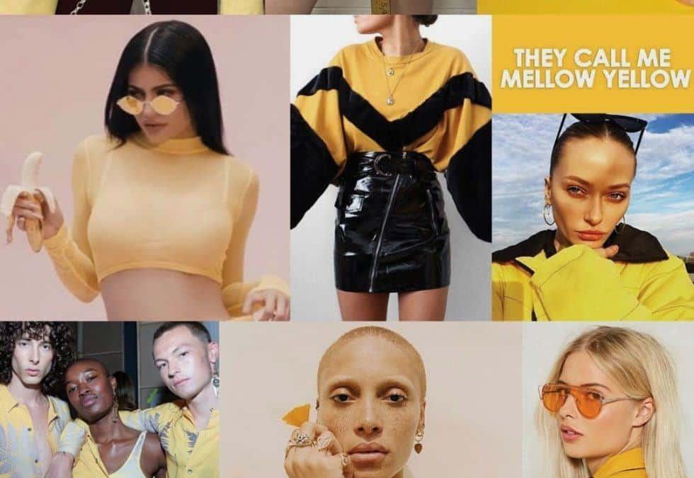 Пролет В Жълто - Модните Тенденции През 2019