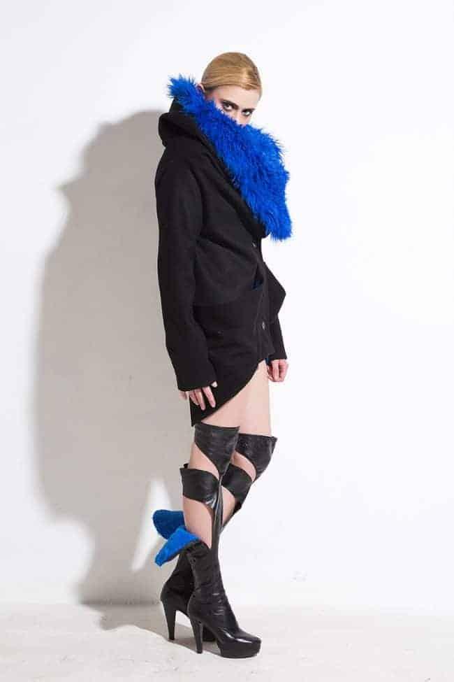 Дамско палто Gieselle