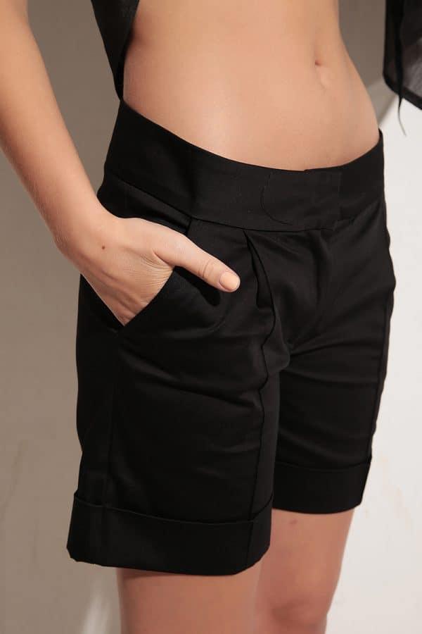 Къси панталонки ELINA
