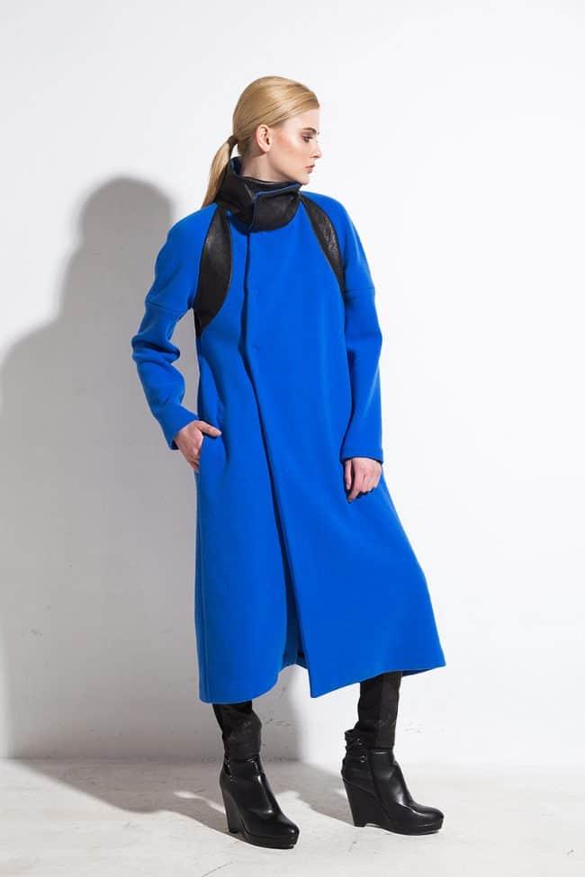 Дълго дамско палто ADMIRAL