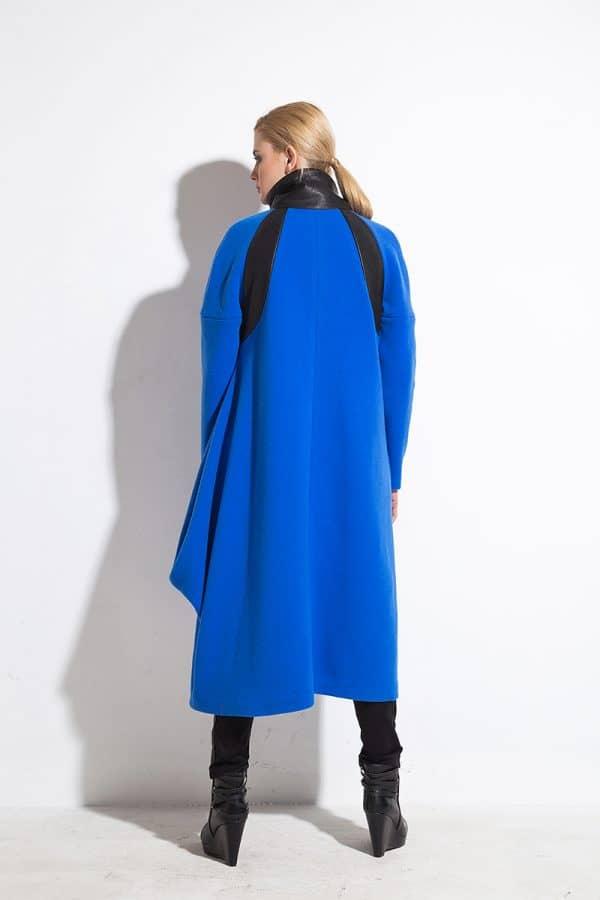 Women long coat ADMIRAL