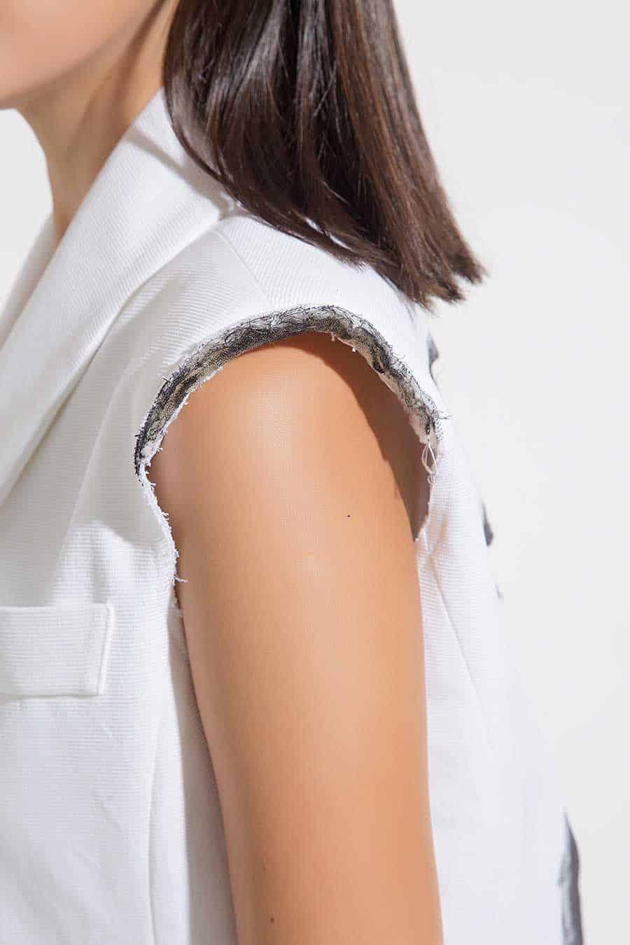 Екстравагантно дамско сако ZETA