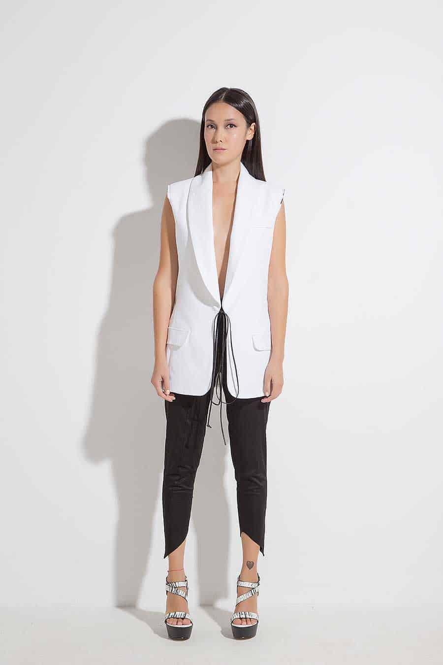 Extravagant ladies jacket ZETA