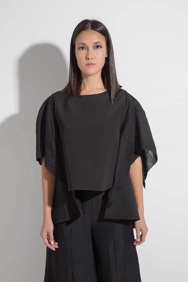 Широка дамска блуза ISLA