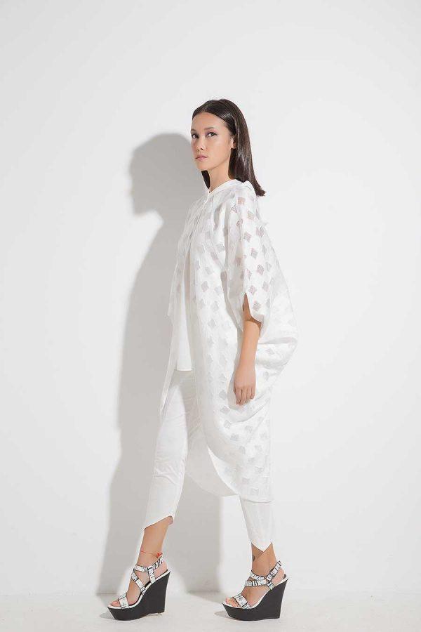 Elegant long cloak EMMA