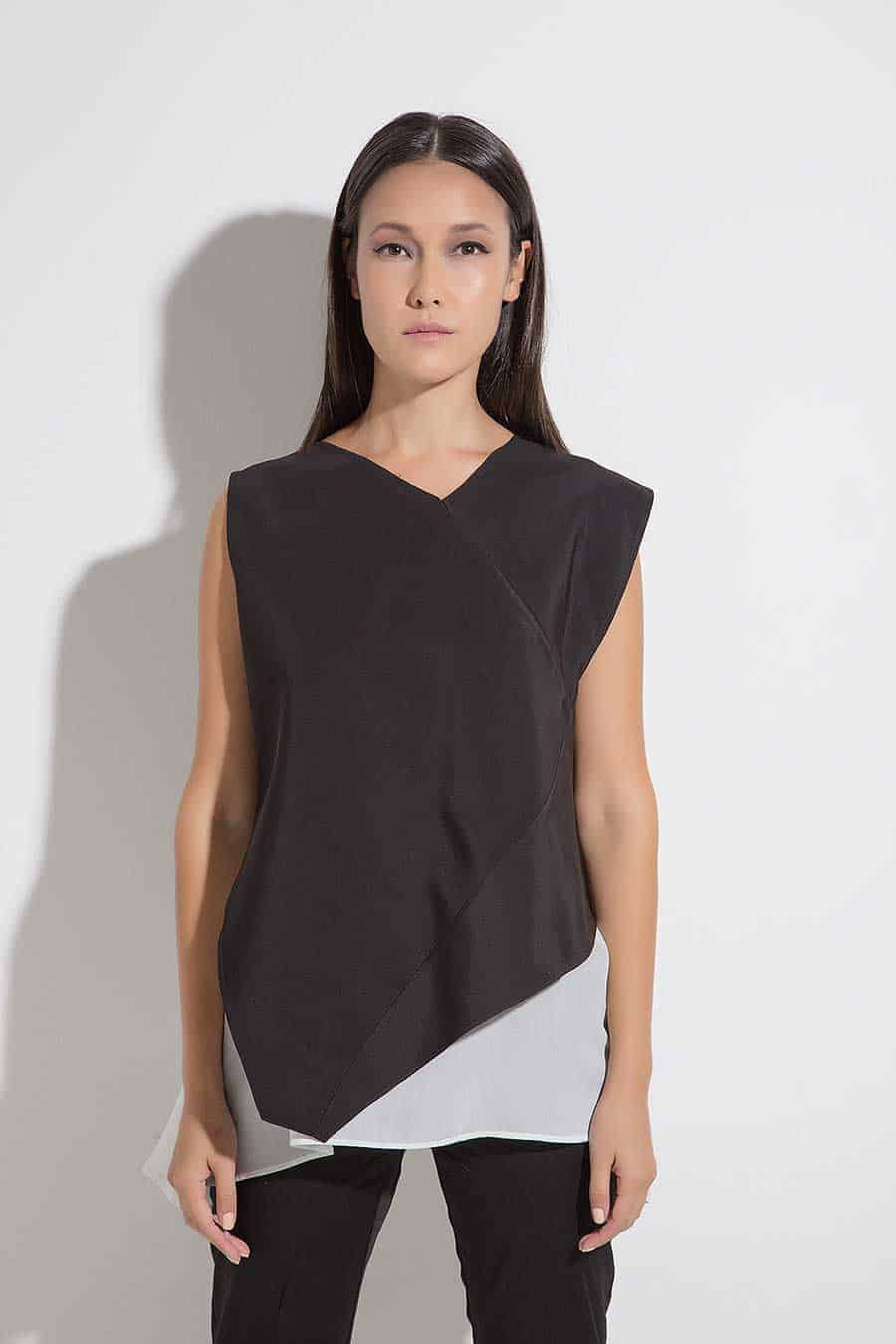 Elegant ladies top MAREA