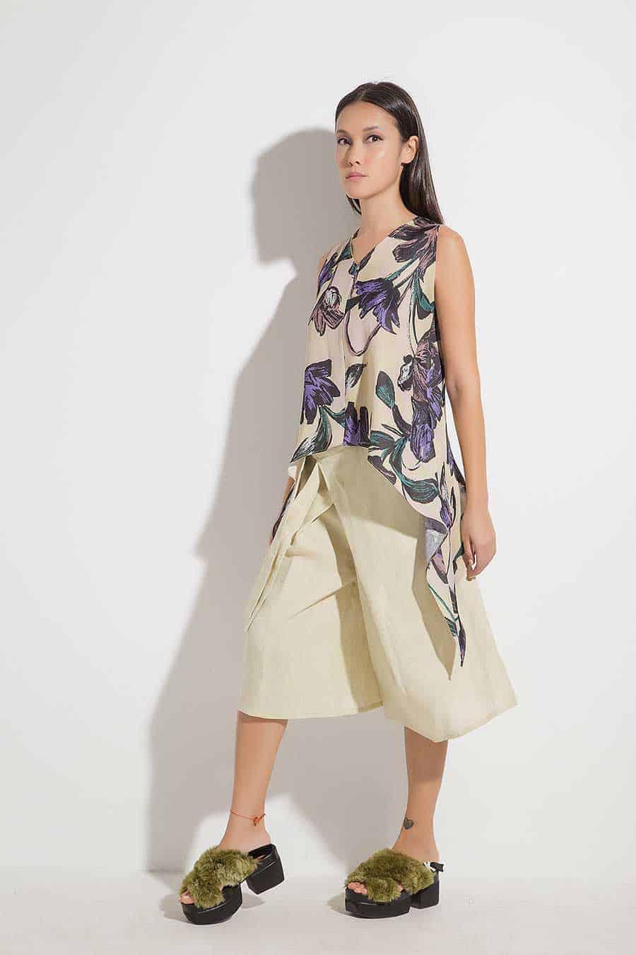 Sports-elegant women's trousers FEBA