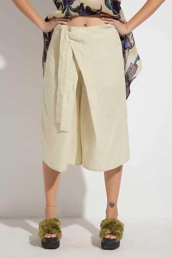 Спортно-елегантен дамски панталон FEBA