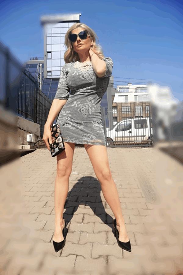 Дамска рокля RIDA