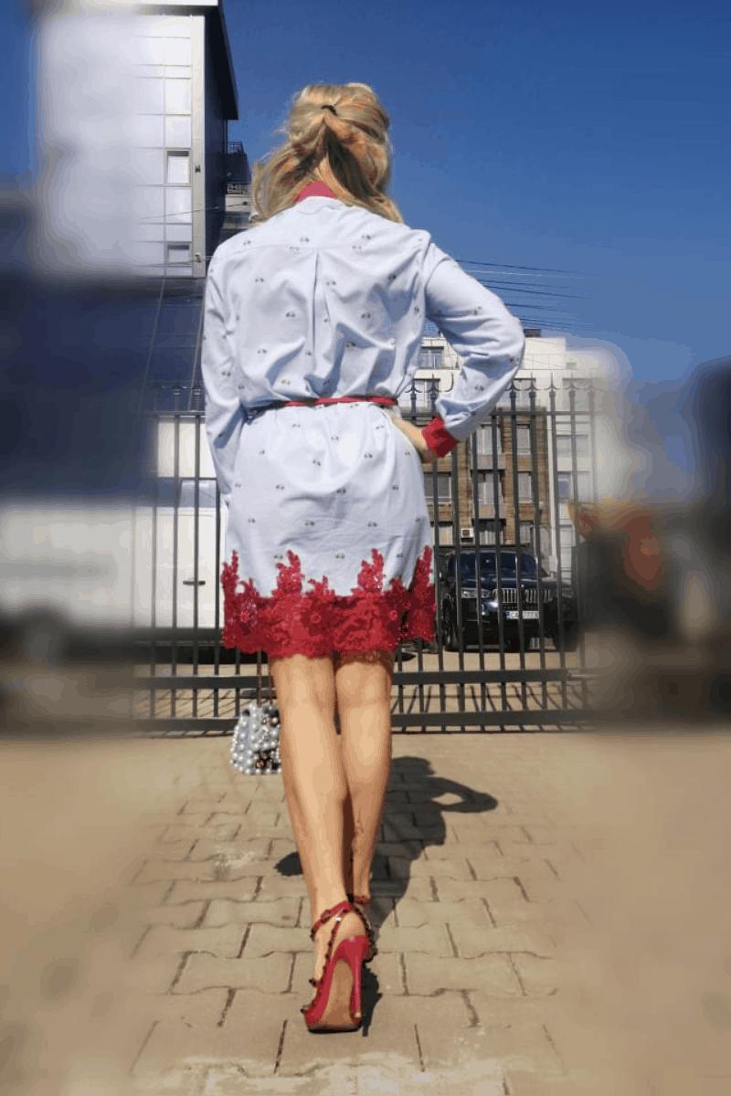 Ladies dress DAMIRA