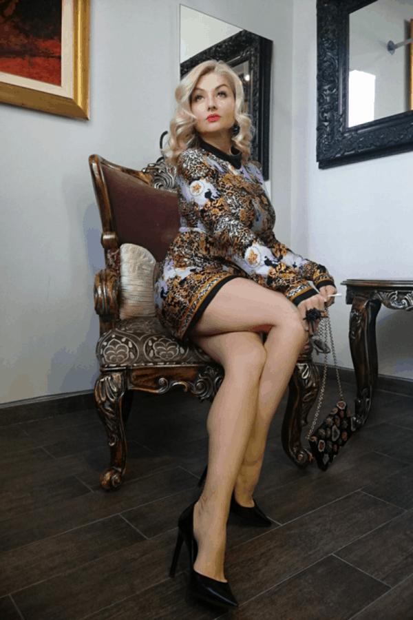 Ladies dress PANTERA