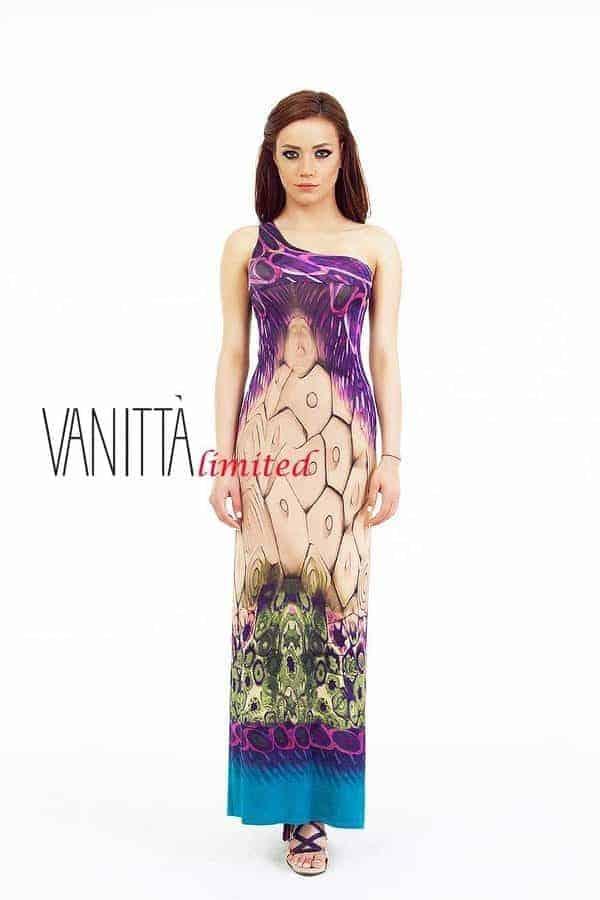Дълга дамска рокля VENEZIA