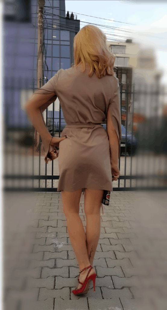 Ladies dress LIANA
