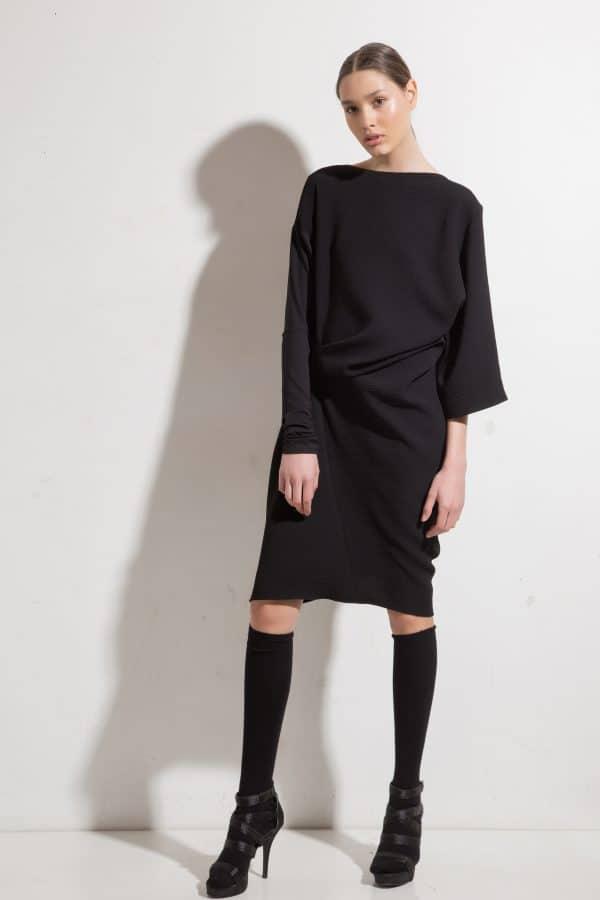 Interesting ladies dress ALBERTA