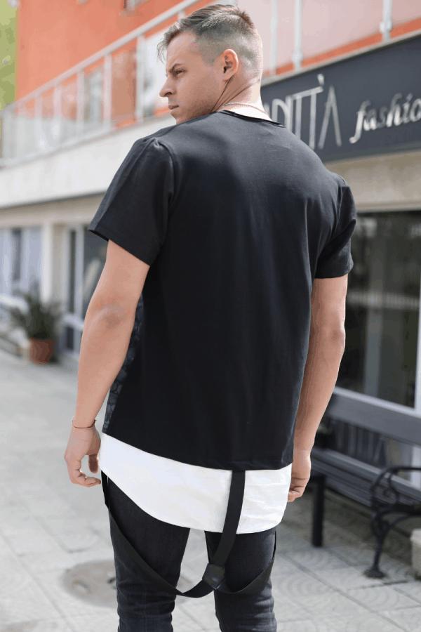 Men's shirt with suspenders 2011