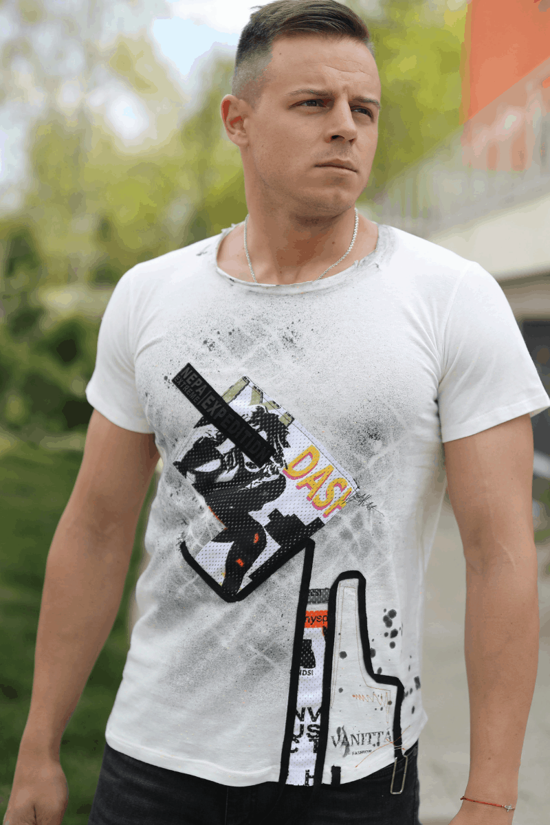 Men's T-shirt 2032