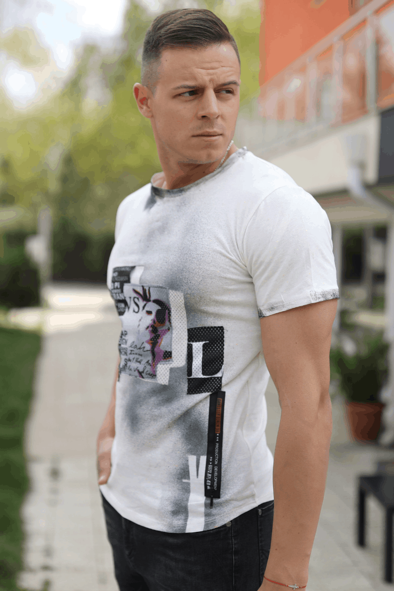 Men's T-shirt 2030