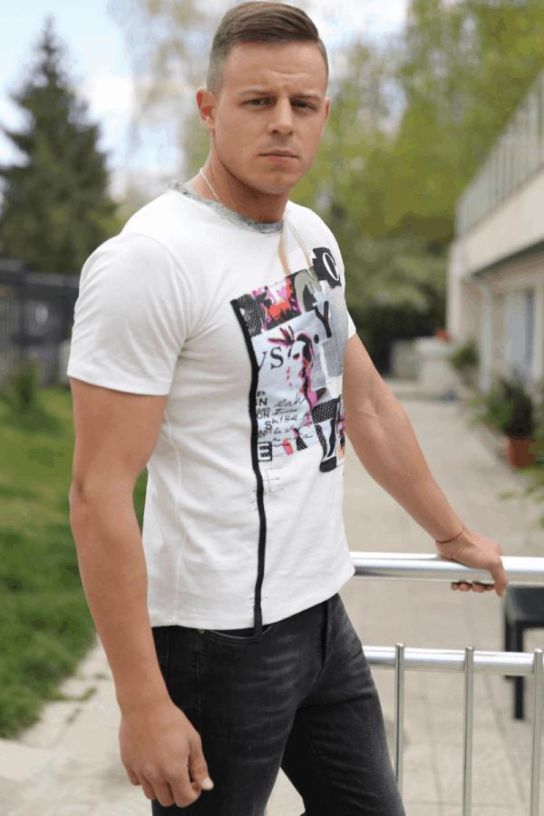 Men's T-shirt 2036