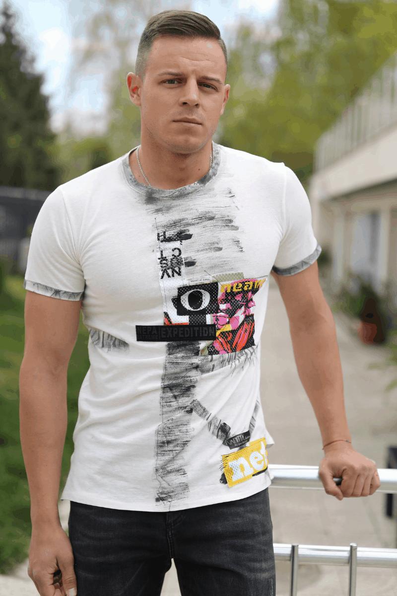 Men's T-Shirt 2034