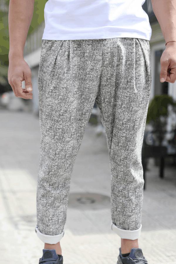 Men's linen trousers 2024