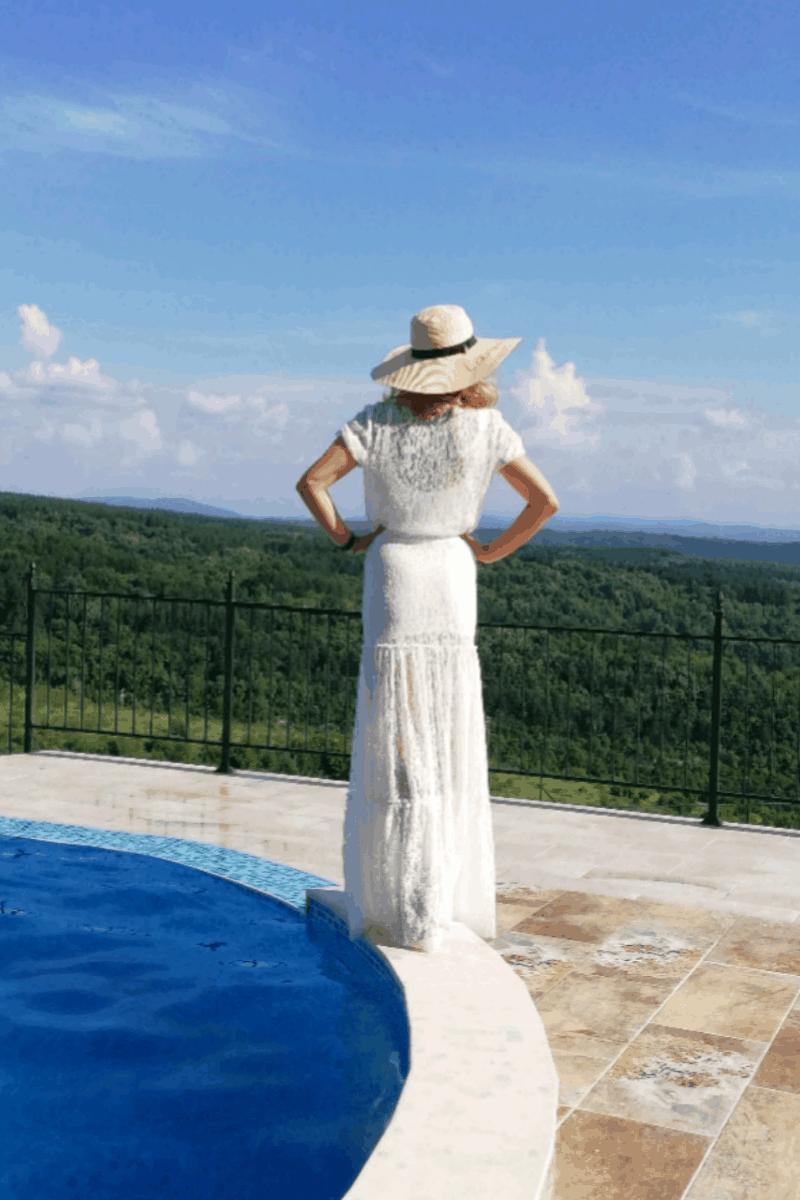 Elegant Long Dress 1062