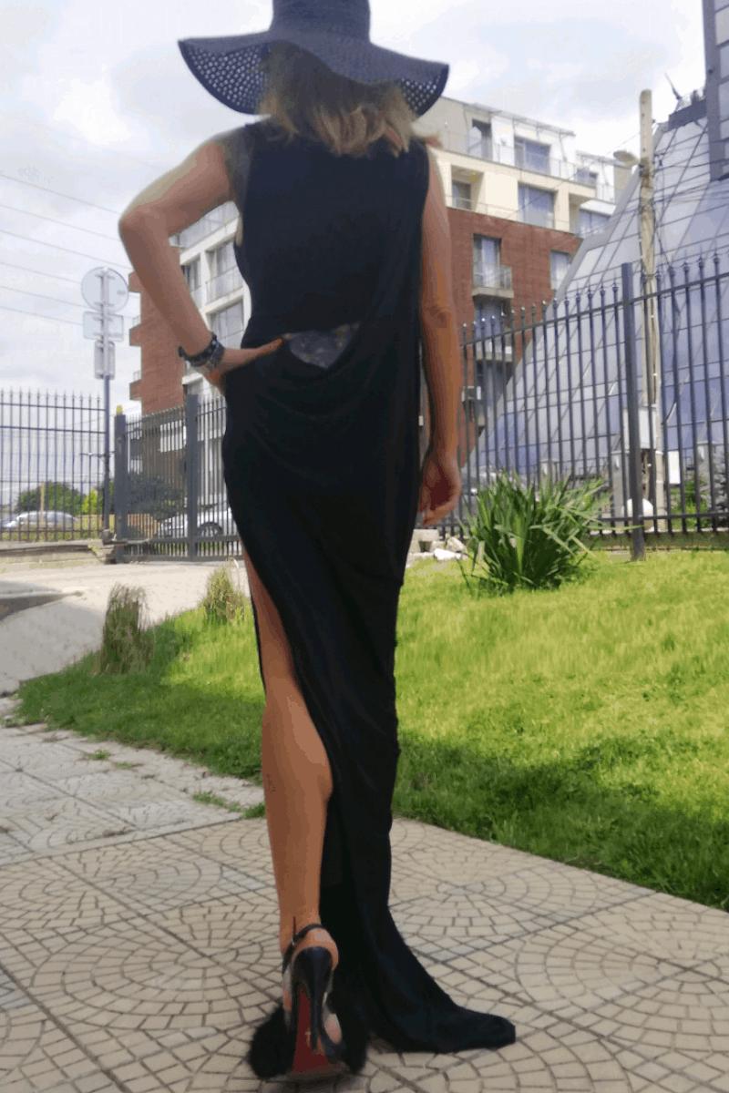 Elegant ladies dress 1061