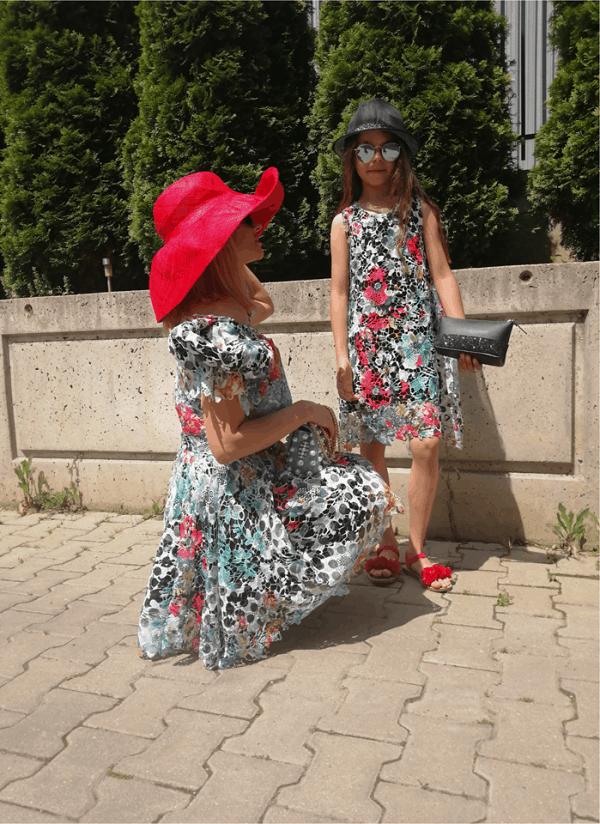 Children dress 3006