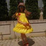 Children dress 3003