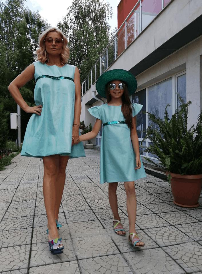 Free Ladies Dress 1083