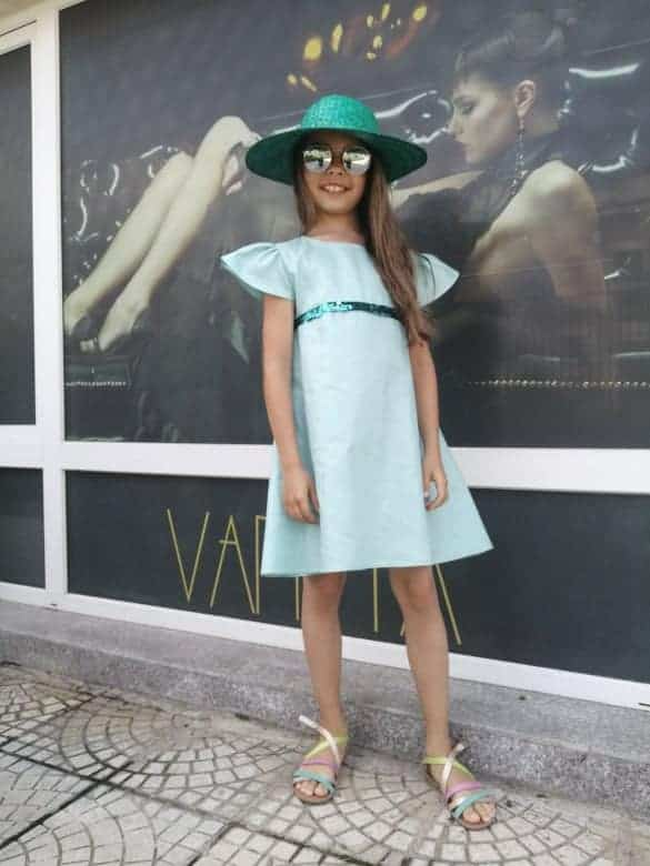 Free Childrens Dress 3015Free Childrens Dress 3015