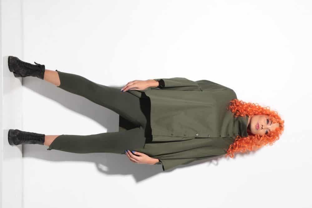 Elegant women's trousers 1132