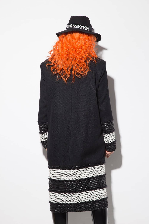 Women's long coat 1127