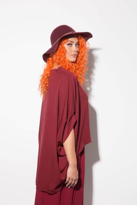 Свободна дамска блуза 1122