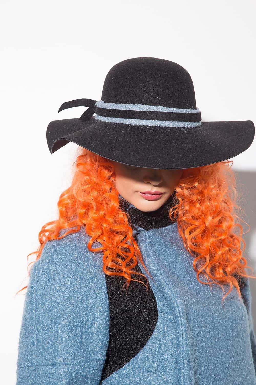 Елегантна дамска шапка 1154