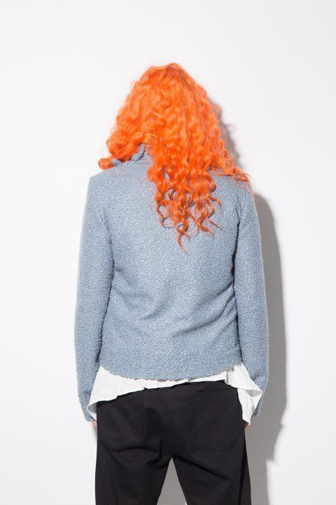 Късо дамско палто 1144