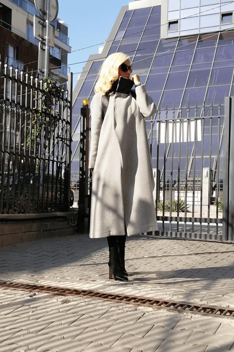 Дамско палто 1171
