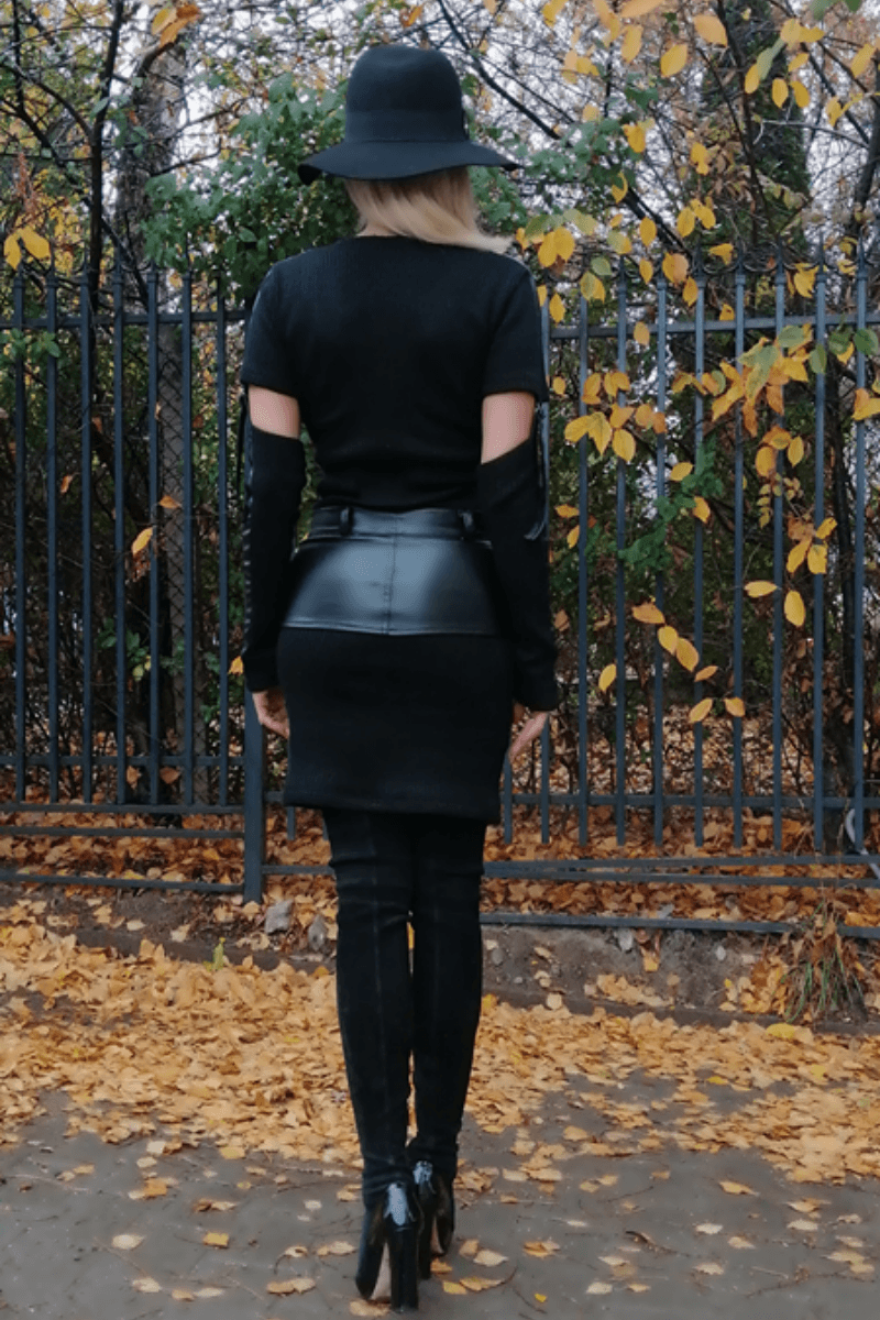 Дамска рокля 1187