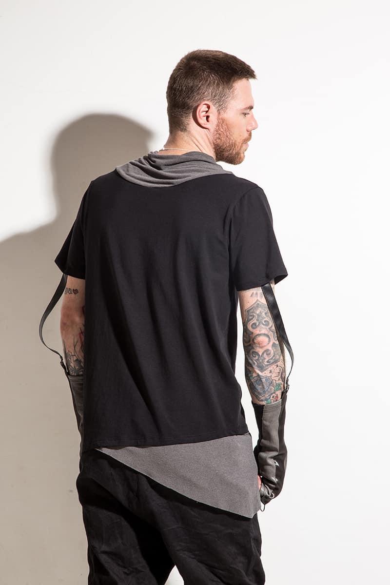 Спортно-елегантна тениска 2040