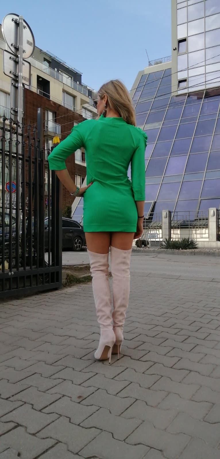 Дамска рокля 1221
