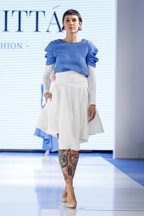 Дамска рокля 1230