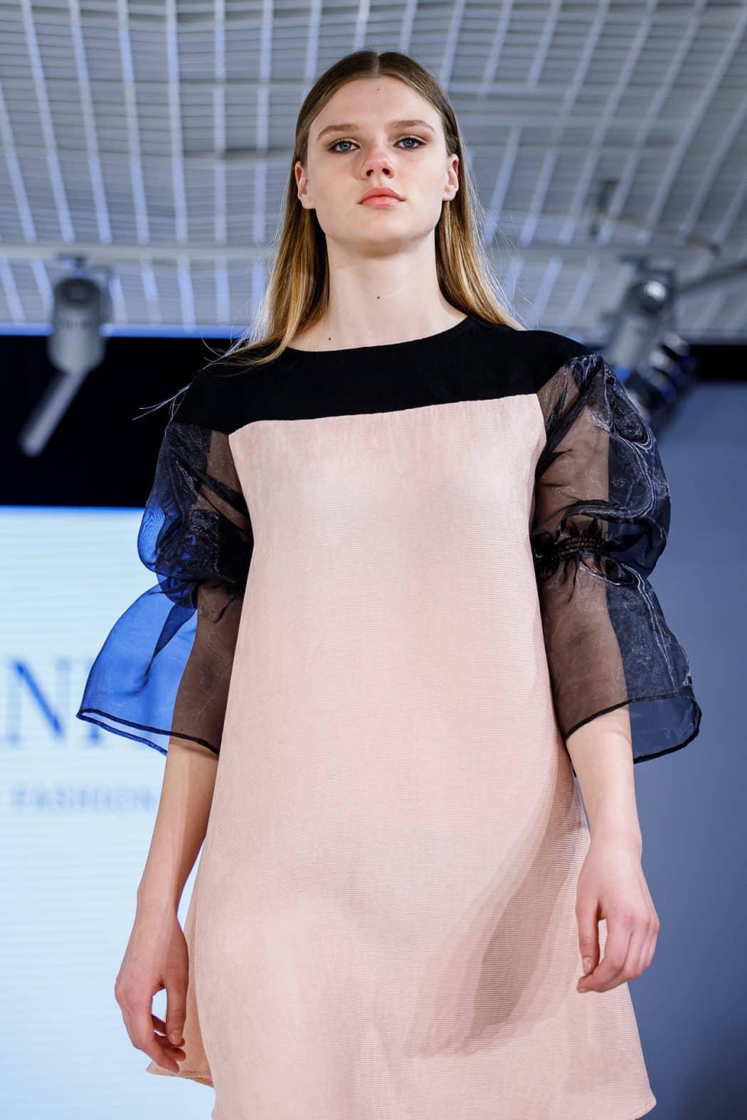Дамска рокля 1241