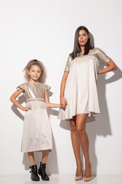 Детска рокля- 1369