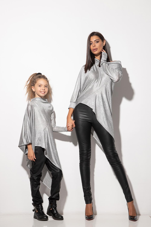 Детска сребърна туника -1370